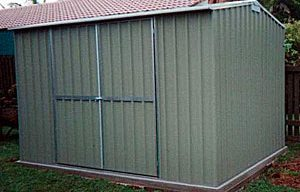 Budget Sheds The Shed Shop offer the cheapest garden sheds on the